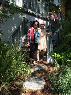 Pallavi & her Mom