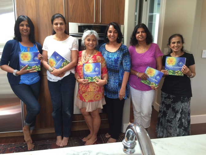 Uma Aunty's Book Signing Tea