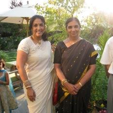 Radhika & her Mom