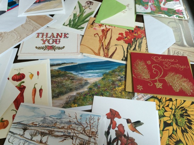For the Love of Greeting Cards