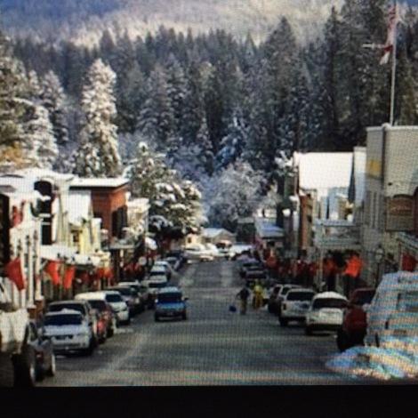 Nevada City Victorian Christmas.A Victorian Christmas In Nevada City California