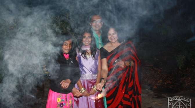 Diwali Dinner, 2014