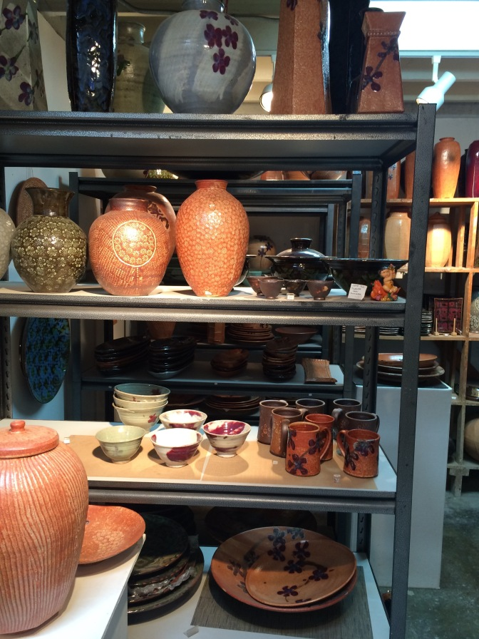 Visit to a Potter's Studio in Berkeley, California