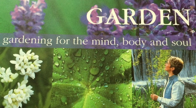 The Healing Garden by Gay Search