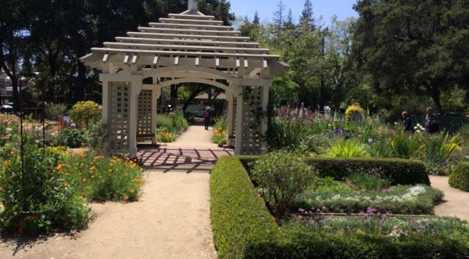 Elizabeth F. Gamble Garden. Old Palo Alto, California
