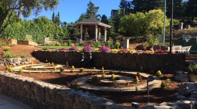 Veena & Mani's South Bay Garden Gem
