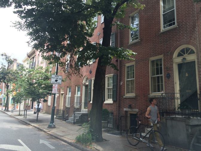 Visit to Philadelphia, Pennsylvania. Off the Beaten Path.