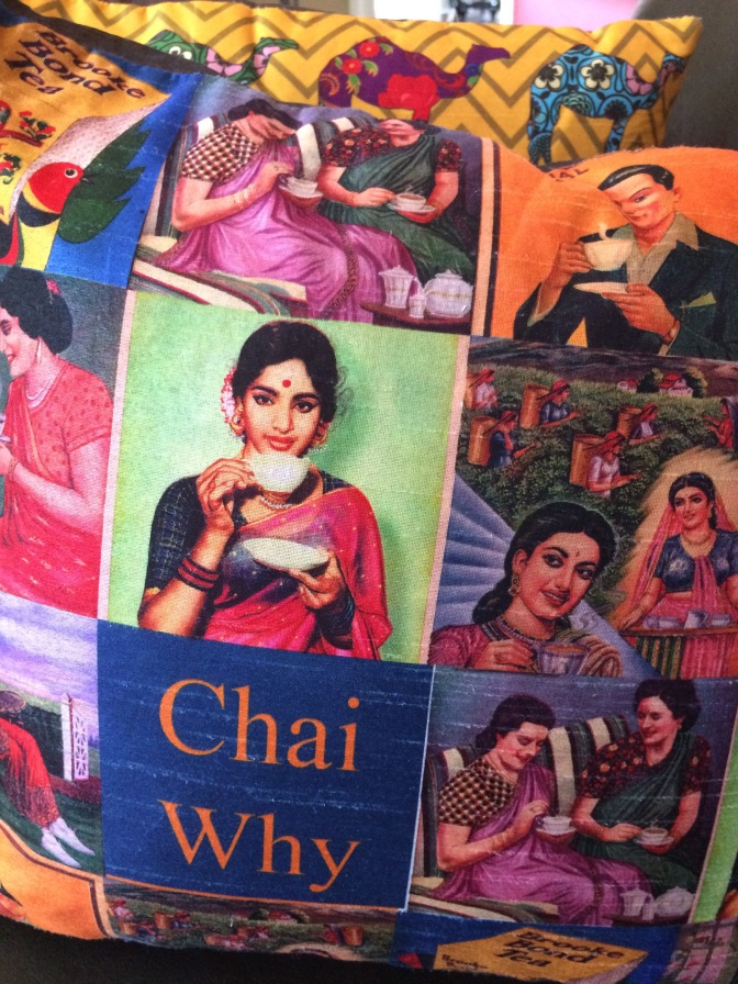 Chai. Indian Spiced Tea