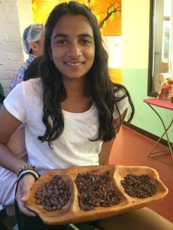 Cocoa bean, husk, cocoa nib