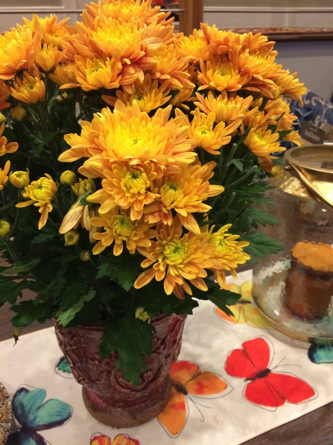 ChrysantheMums for Beautiful Fall Color