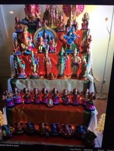 Celebrating Golu