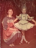 Iya and her Mom