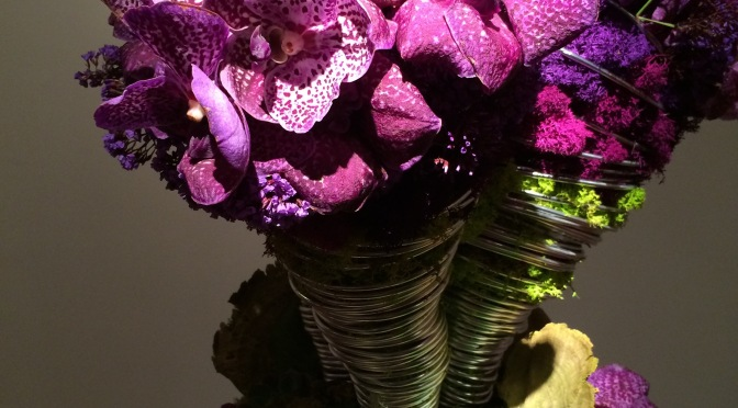 Bouquets to Art 2017 at the de Young Museum in San Francisco, California