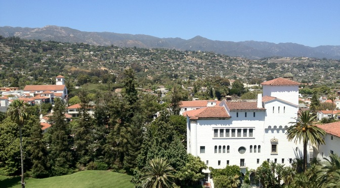 Quintessential California. The Mission Architecture