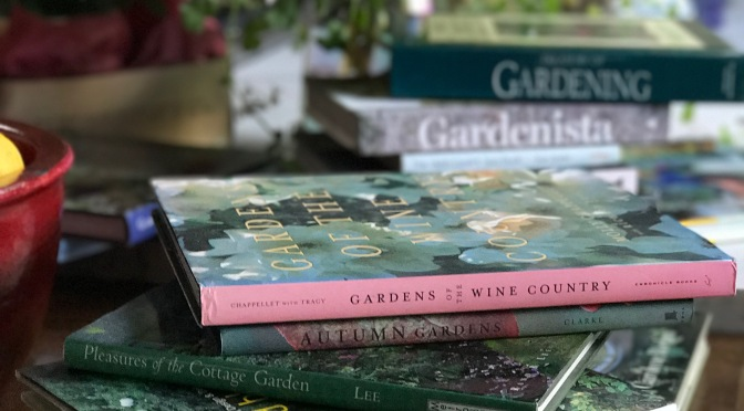 A Craving for Flowers. Fun Few Books on Flowers