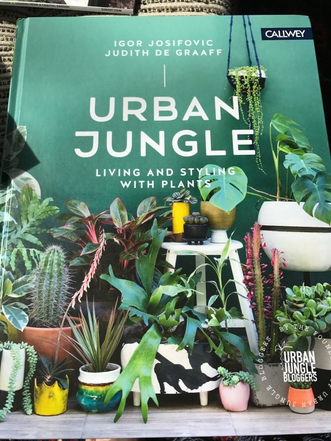 Urban Jungle. Living and Styling with Plants by Igod Josifovic & Judith De Graff