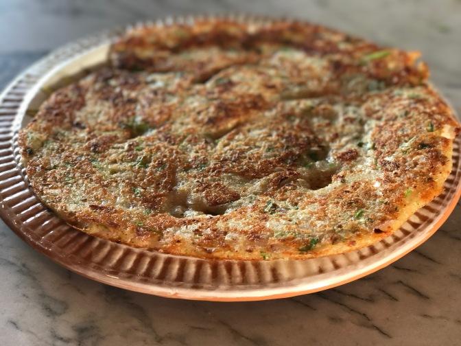 Adai: Vegetarian Lentil Omelet
