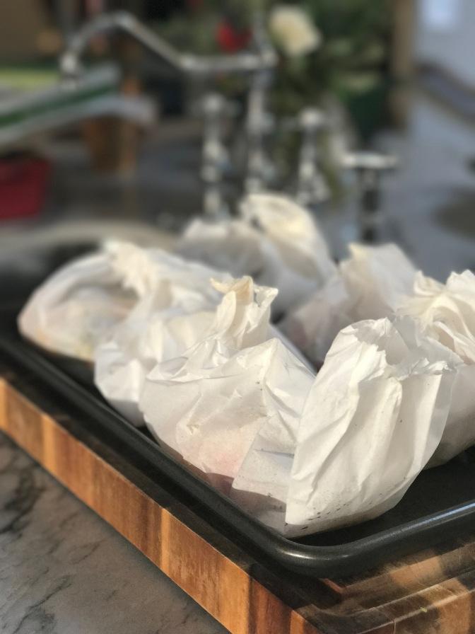 Thai Spiced Tofu & Vegetable Pockets