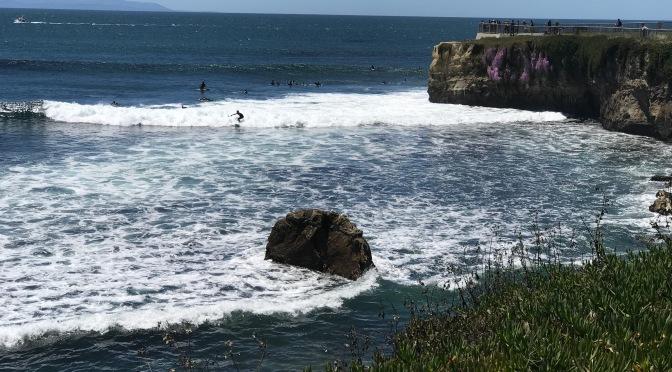 An Afternoon in Santa Cruz, California