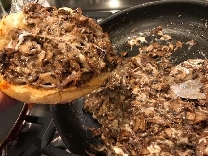 Mushroom Manwich