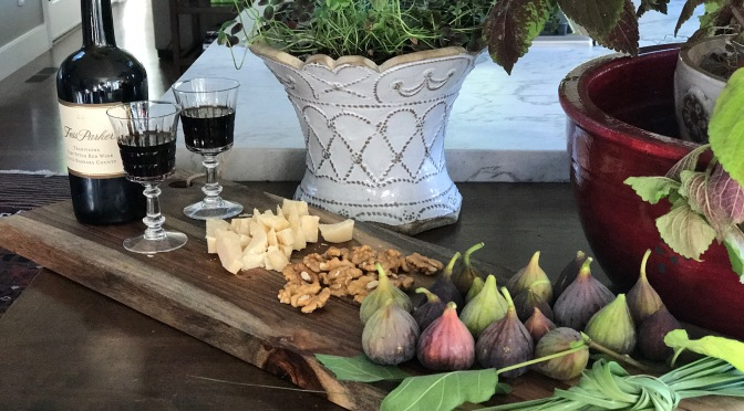 Fresh Figs & Lemongrass