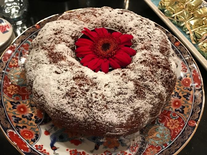 Sherry Cake
