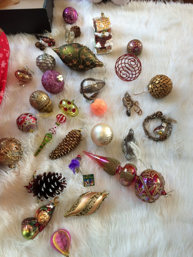 If Ornaments Could Talk