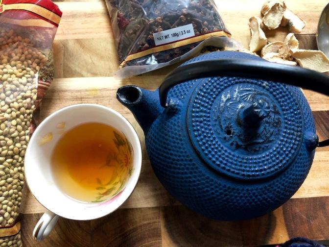 Kashayam. A Soothing Ayurvedic Herbal Tonic