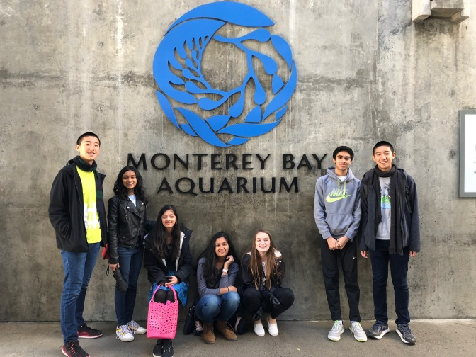 A Sweet Sixteen Birthday Celebration at Monterey Bay Aquarium in Monterey, California