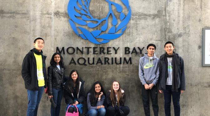 A Sweet Sixteen Birthday Celebration at Monterey Bay Aquarium in Monterey, California
