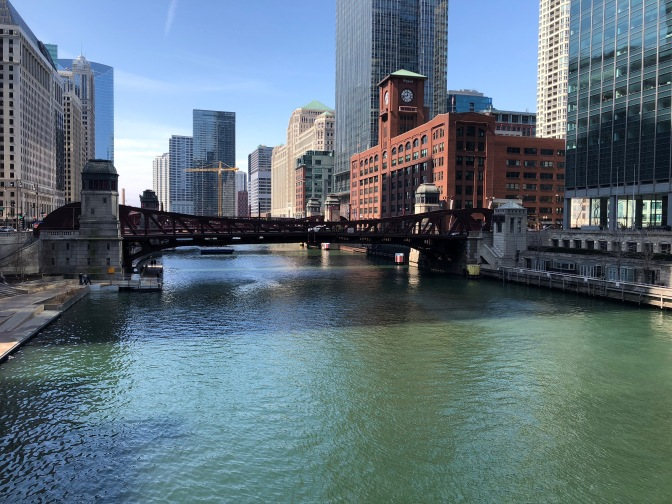 Walking Tour of Chicago, Illinois