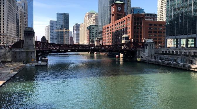 Walking Tour of Chicago, Illinois