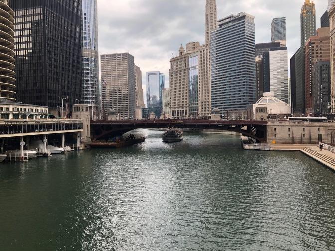 Spring Break 2018. 2 days in Chicago, 5 days in Austin