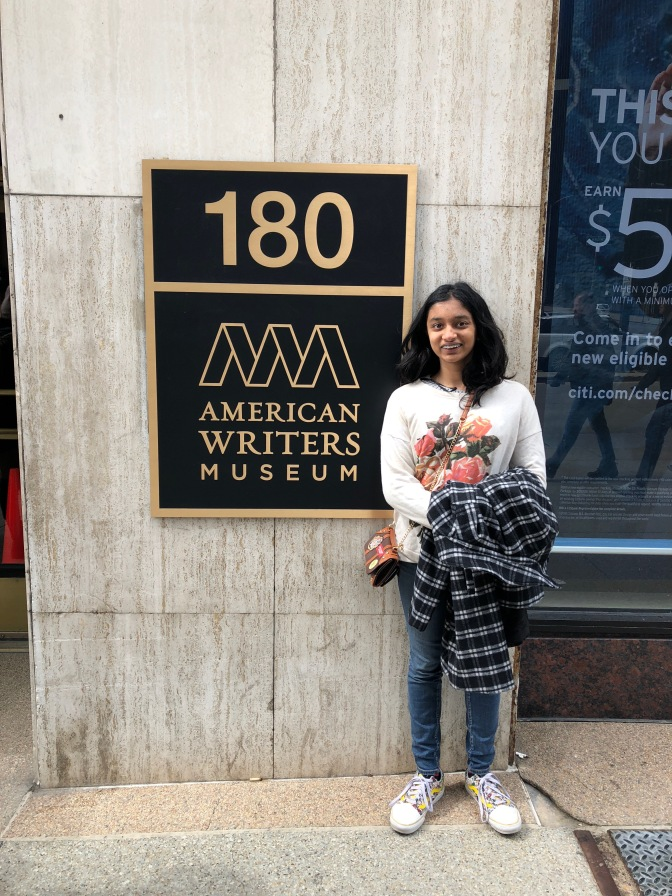 American Writers Museum. Chicago, Illinois