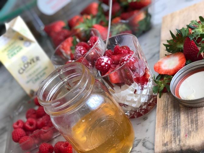 Berries and Cream & Berries and Cream