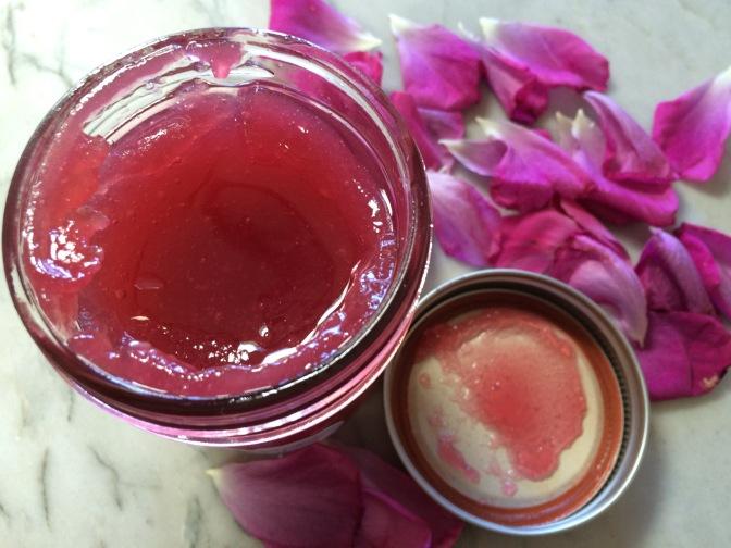 Georgina's Rose Petal Jam