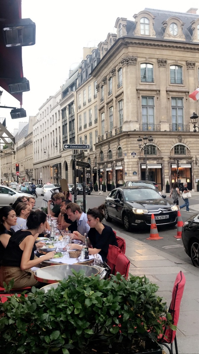The Allure of Paris. A Walking Tour of Cafes, Patisseries, Boutiques, and Chocolatiers