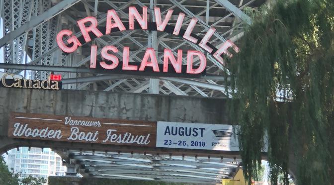 Granville Island, Vancouver. British Columbia, Canada