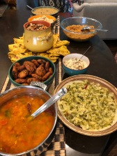 Rasam at Uma and Nando's