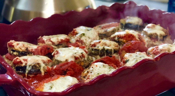 Eggplant Parmesan & the Dinner Request That Nudged Me to Make It