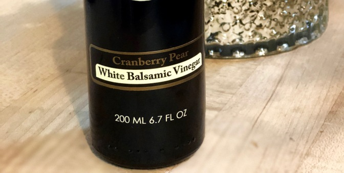 White Balsamic Vinaigrette