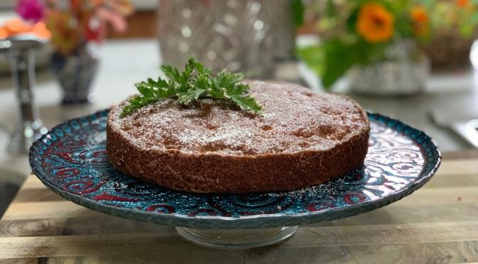 Carrot Apple Spice Cake