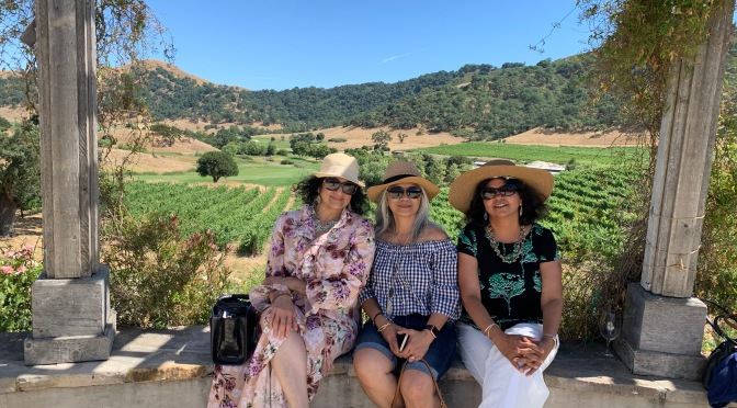 Picnic in the Vineyard at Clos LaChance Winery in Morgan Hill, California
