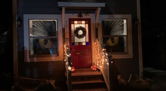 Halloween in the Neighborhood 2019