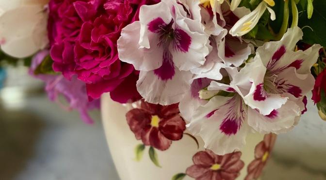 Mother's Day Flower Exchange. Part Deux 💐