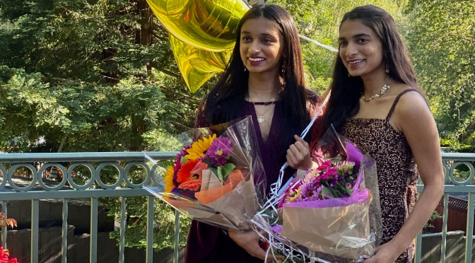 Twins Surprise Virtual Grad Party  🎓🎓
